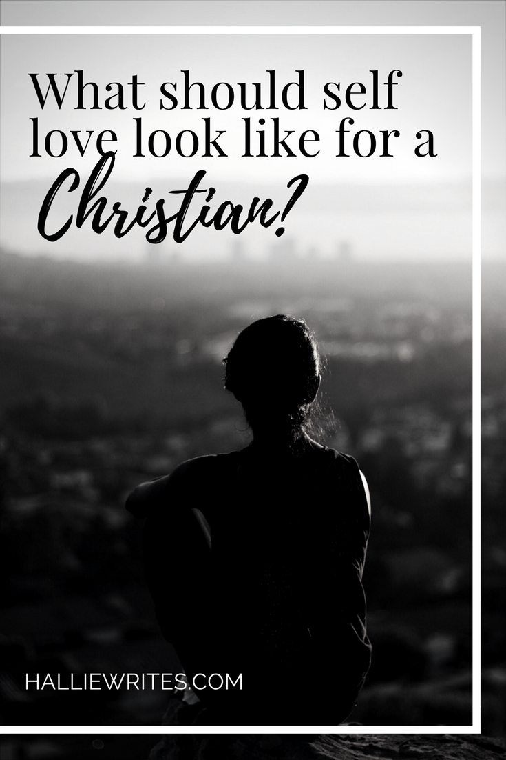 Self-love is a common concept today, but how do we have self-love as Christians? Is there a difference between secular self-love and Biblical self-love? Is self-love always selfish?