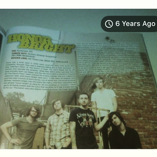 6 years ago @altpress tagged us as one of the 100 bands you need to know