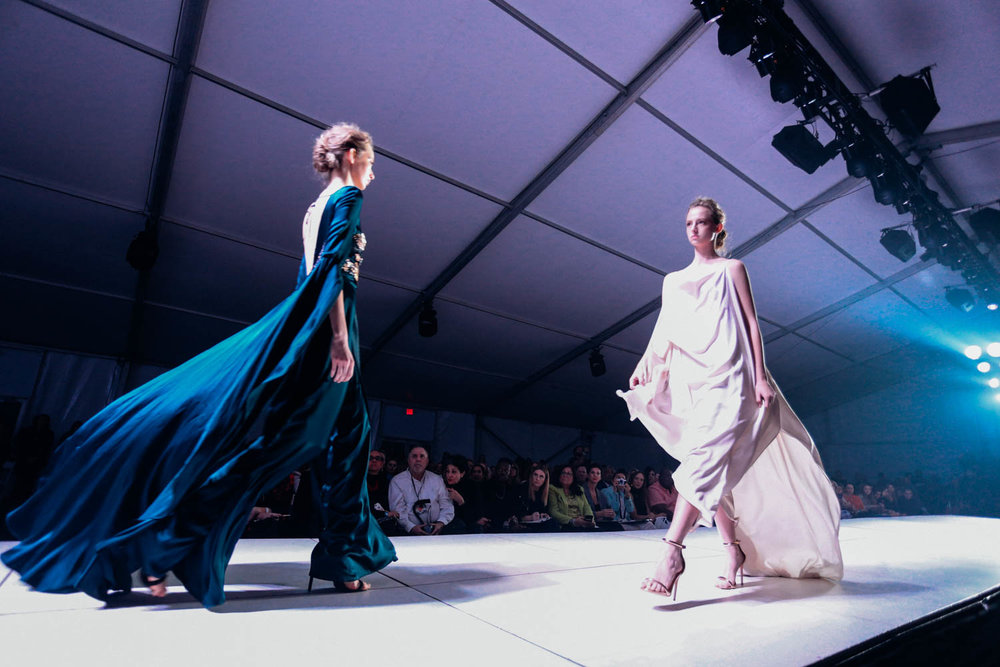 CHARLESTON FASHION WEEK 2018 -
