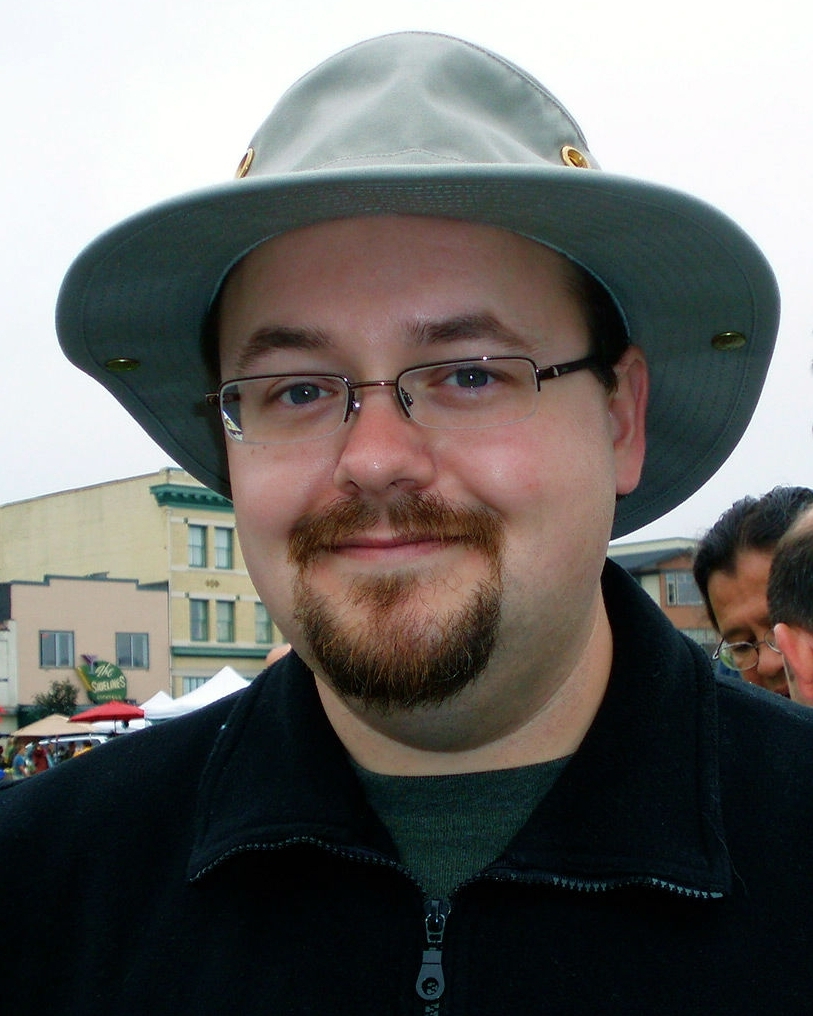 """Seth is at home in Joshua Tree cactus circles and has got a flair for hats. """"Is that a Fedora you're wearing?"""" """"This one is a Tilley that I picked up somewhere in California. I don't tend to wear hats except in cold weather, but I sure do like them!"""""""
