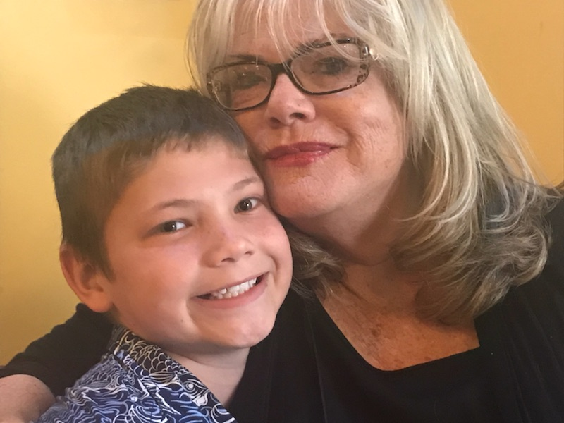 A chance trip to Kazakhstan with a friend changed Susan's life forever, opening up the chance to adopt her son, Taidgh.
