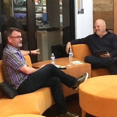 At the 6 Month Startup Kitsap launch event held in Bremerton last June, dozens of people had the chance to hear both Brett Eddy and Dave Parker's insights into the world of ideation, entrepreneurship and the 'give first' philosophy.