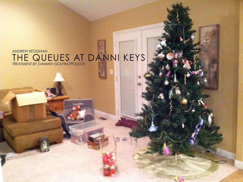 Andrew Keoghan - Queues At Danny Keys
