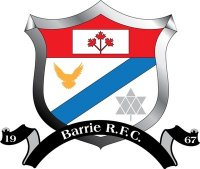 Barrie Rugby Football Club - 2016