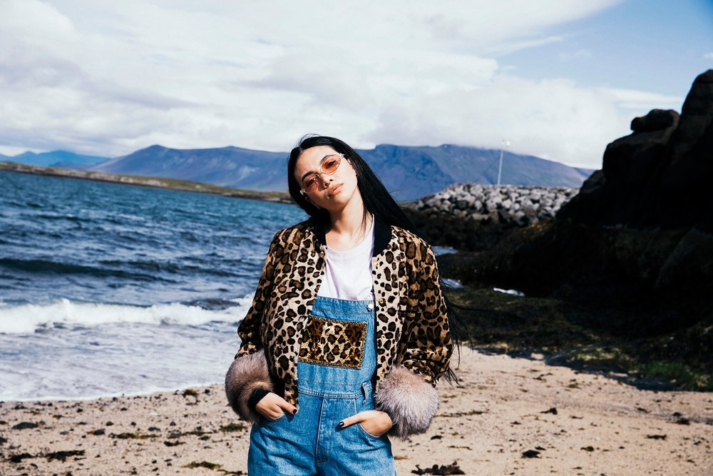 VOGUE: The Nordic Cool Girl's Guide to ReykjavikRead More → -