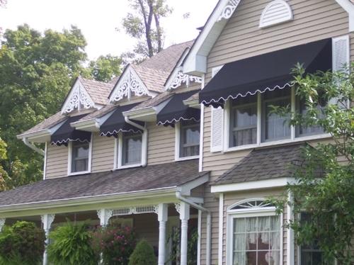 CEI Awning Custom Residential Window Awnings