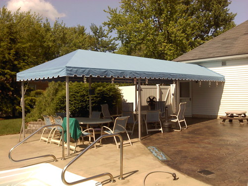 Residential Patio Awnings for the Cleveland, OH Area   CEI Awnings ...