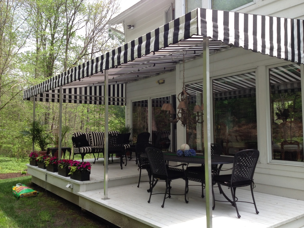 Residential: Patio Awning
