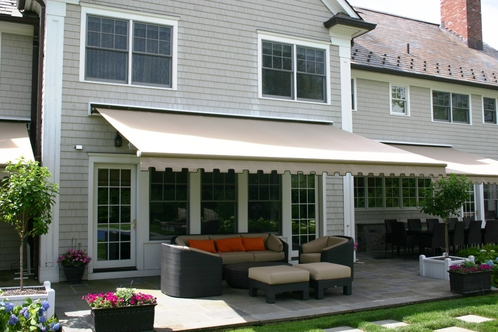 Residential: Retractable Awnings