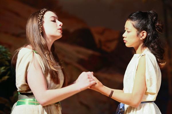 Youth Shakespeare Festival • International Shakespeare Center Santa Fe