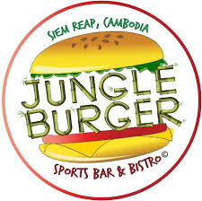 Jungle Burger Siem Reap Cambodia