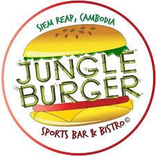 Jungle Burger Siem Reap Cambodia