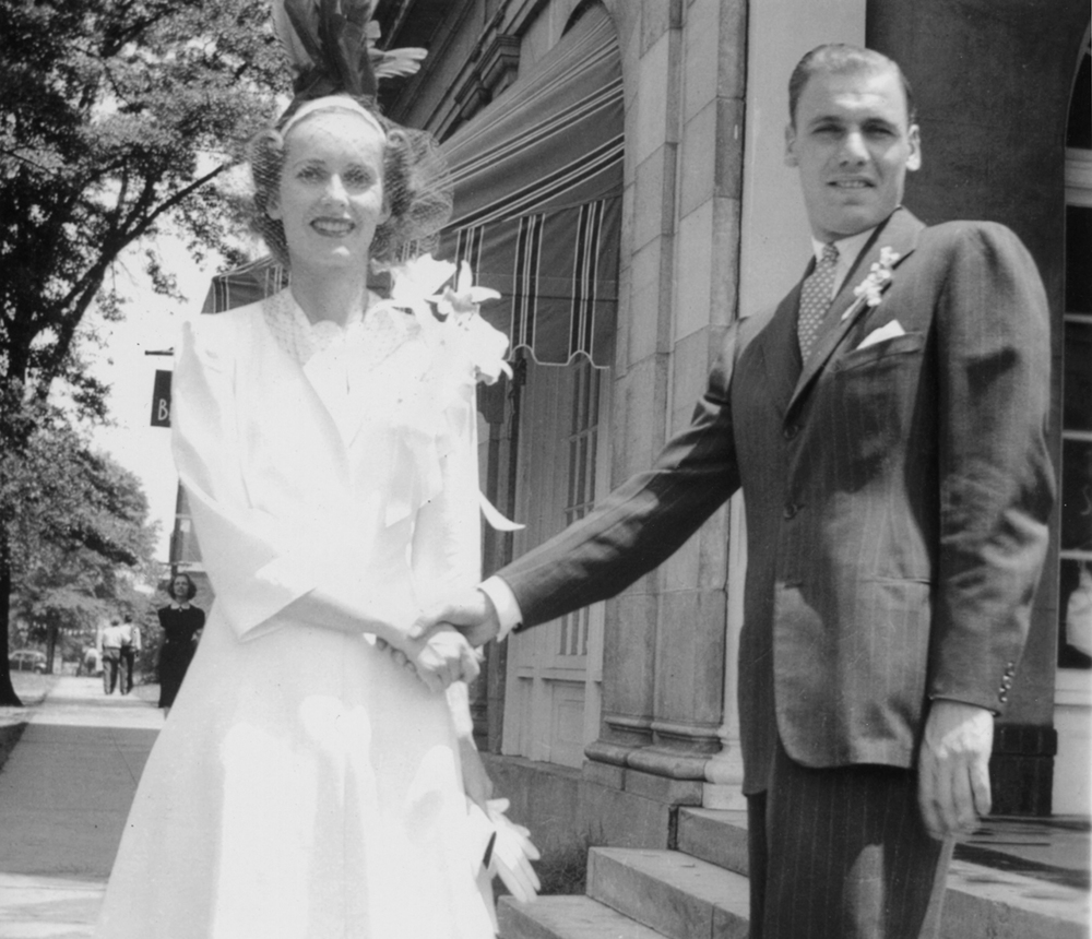 1940-41: Americus (Georgia) Pioneers , Class D, Georgia-Florida League: Business Manager   May 25, 1940 . Married Evit Rice in Albany, Ga. After the ceremony they attended a baseball game of the Americus Pioneers.