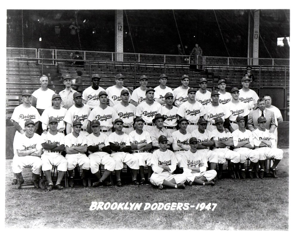 Brooklyn Dodgers , Purchasing Agent