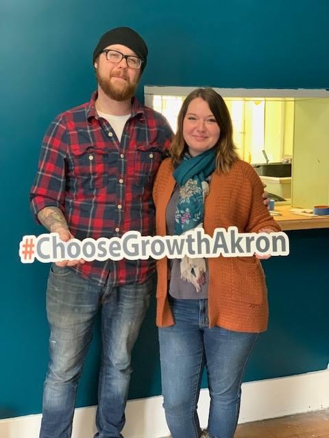 Akron Entreprenuers #choosegrowthakron