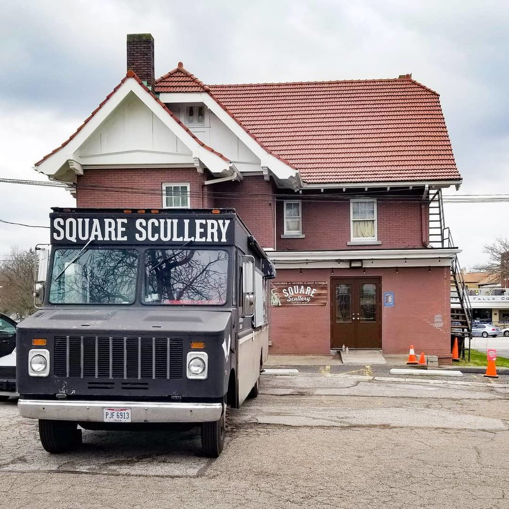 Square Scullery