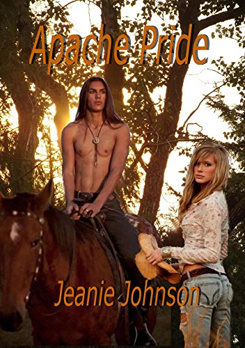 set in 1879, when apaches wore wedding rings - if anything! - and settlers artfully slashed their jeans.