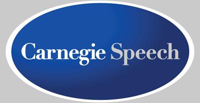CARNEGIE SPEECH logo