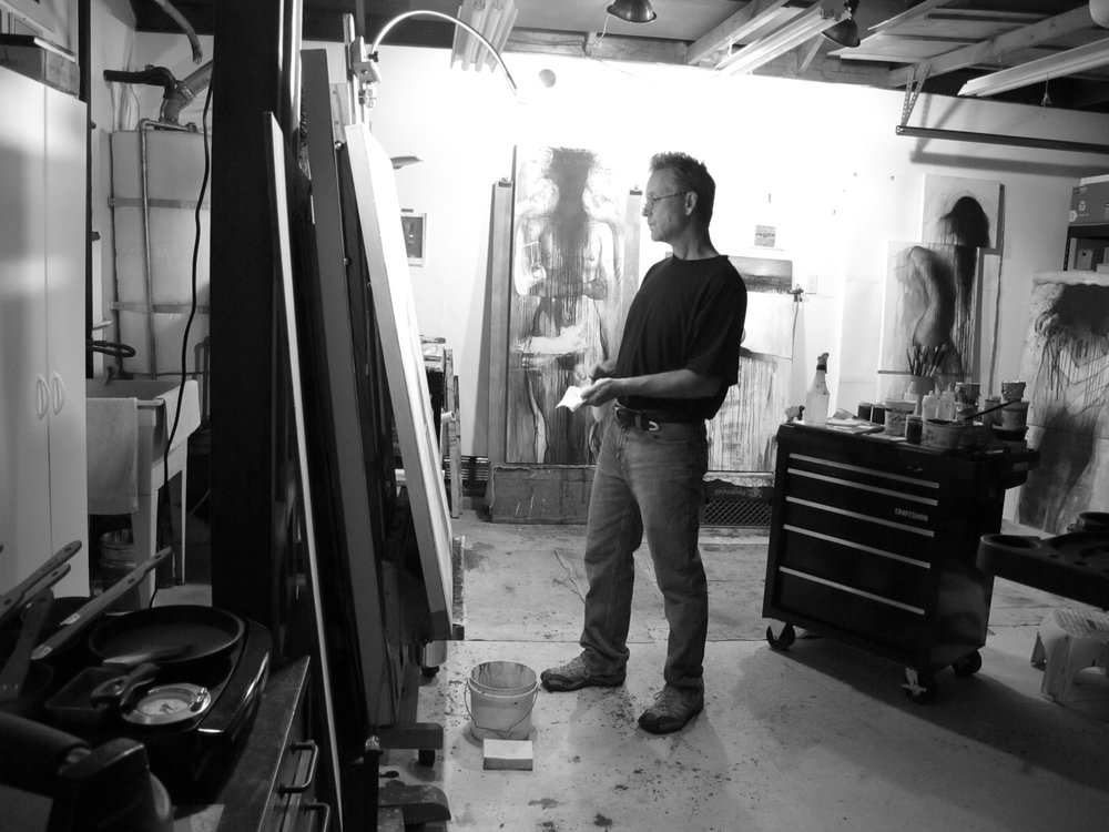 Blog 7:29:18 Copyright David Limrite Artist Teacher Coach Mentor Come Up For Air.JPG
