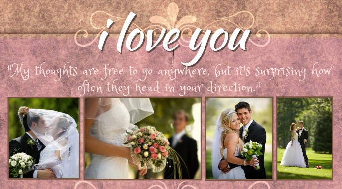 Get a perfect wedding anniversary with a collage design studio romantic collage template 63681249fe31f53b44cefab840b05761screeng maxwellsz