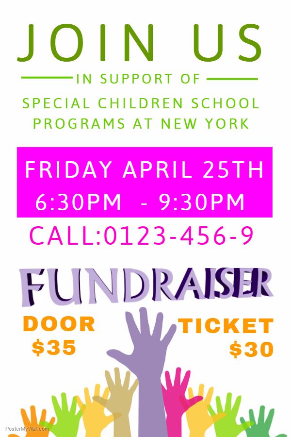 Special School Fundraiser