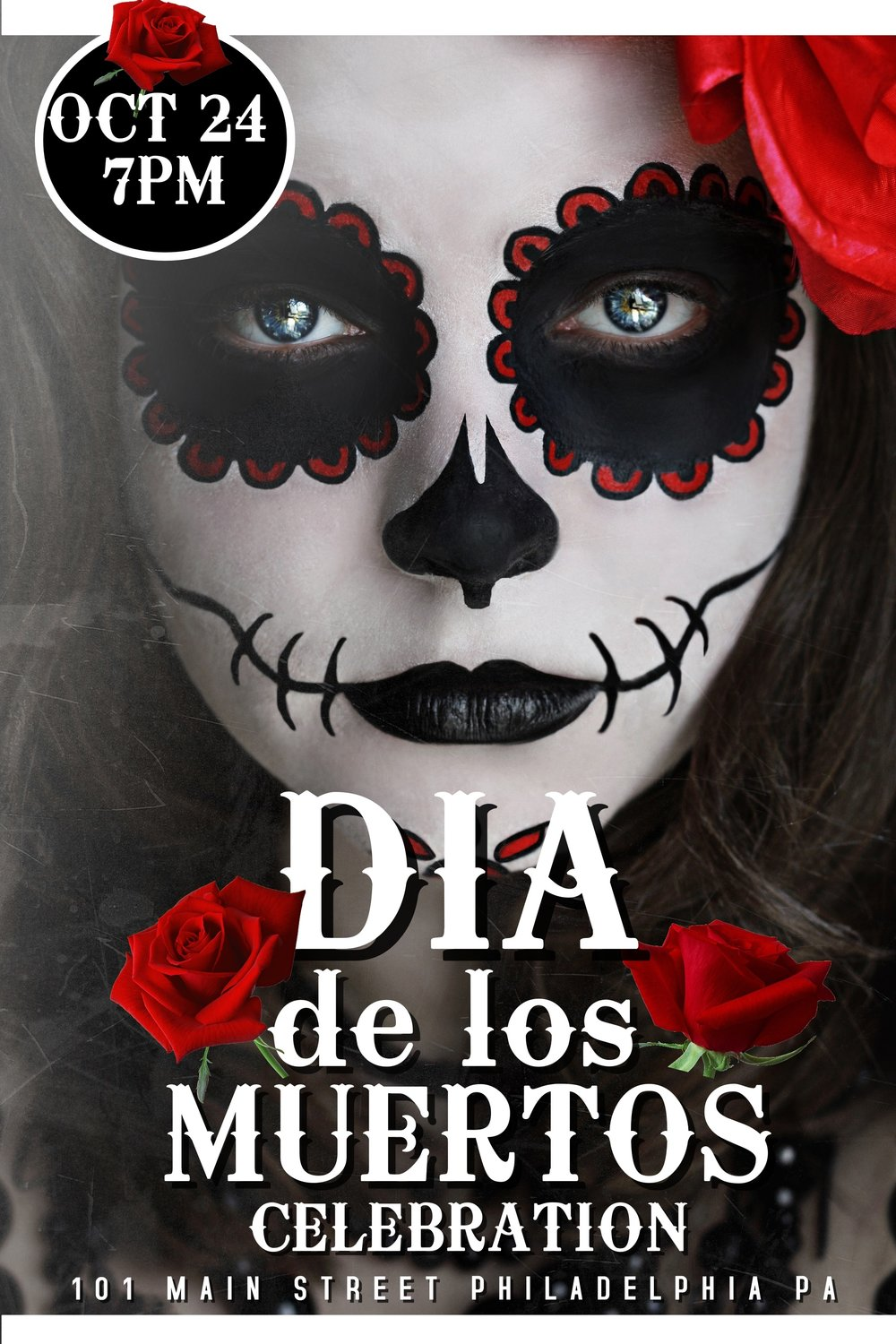 Day of the Dead Poster