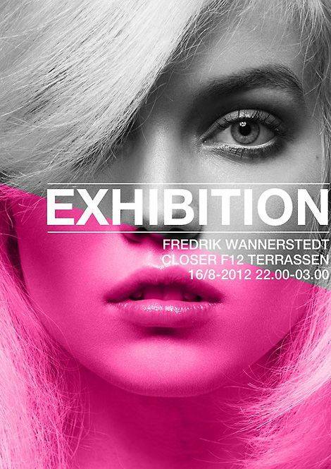 Exhibition Poster Template
