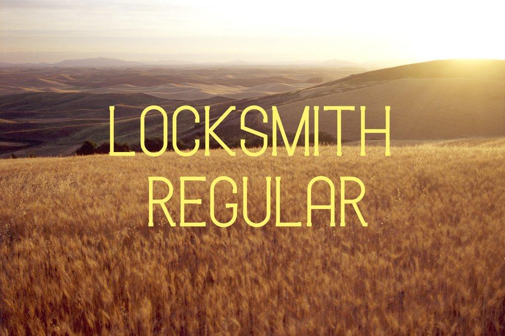 Locksmith Regular