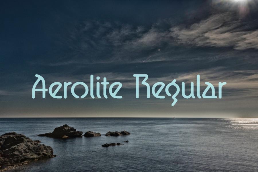 Aerolite Regular