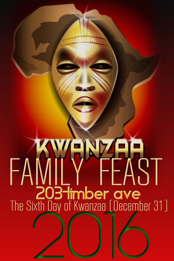 Kwanzaa Family Feast