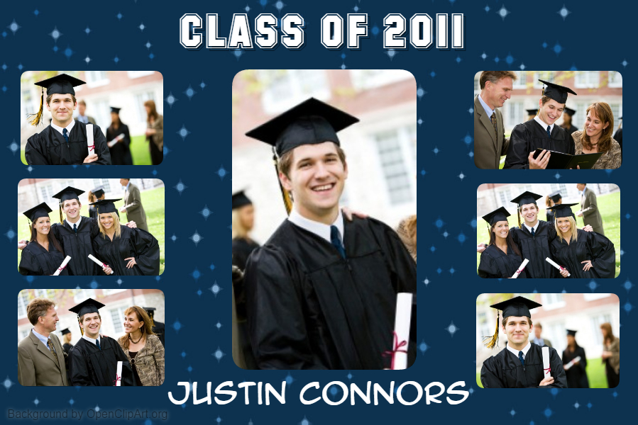 Graduation Collage