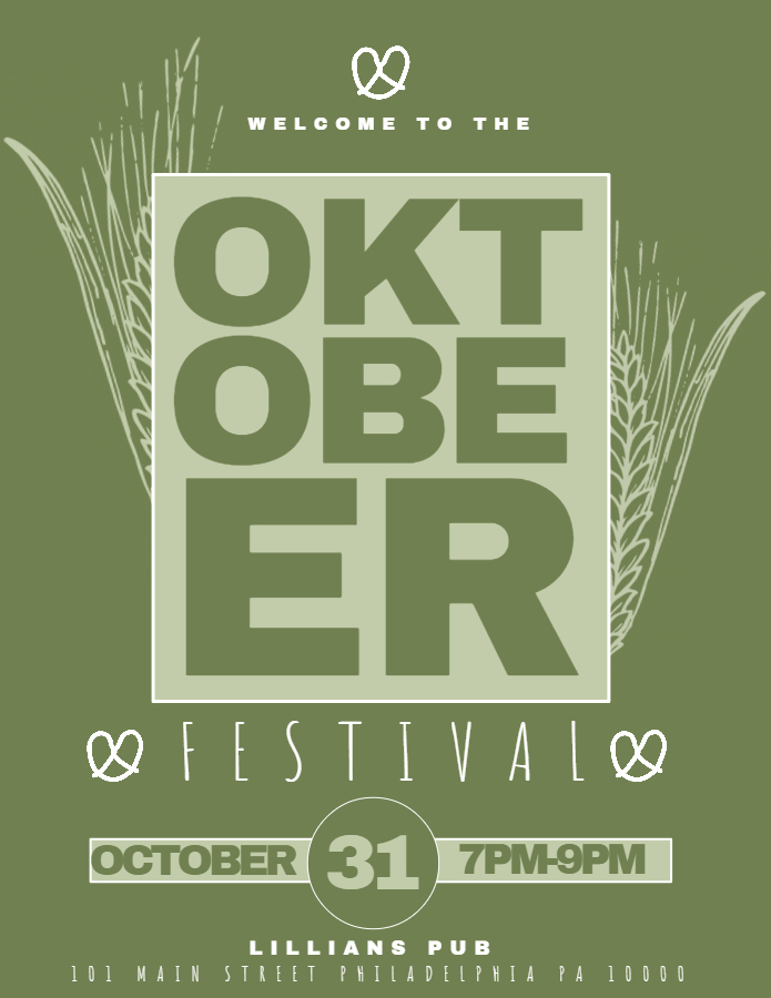 Oktoberfest festival image