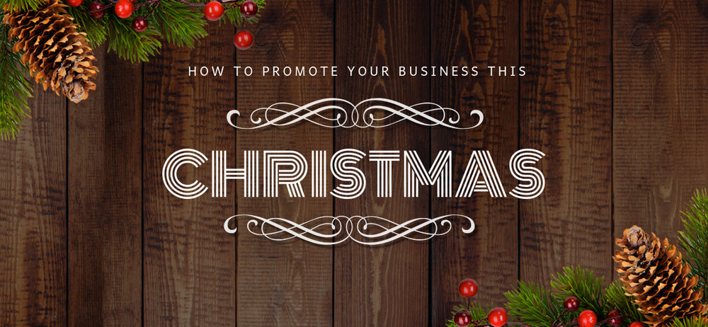 How to promote your business this christmas design studio wajeb Gallery