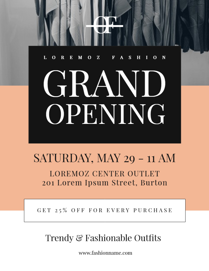 Warm design Grand Opening Flyer Template - Made with PosterMyWall.jpg