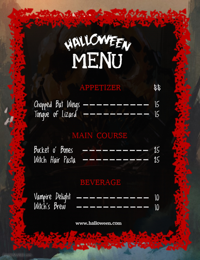 Black and Red Flyer Halloween Menu - Made with PosterMyWall.jpg