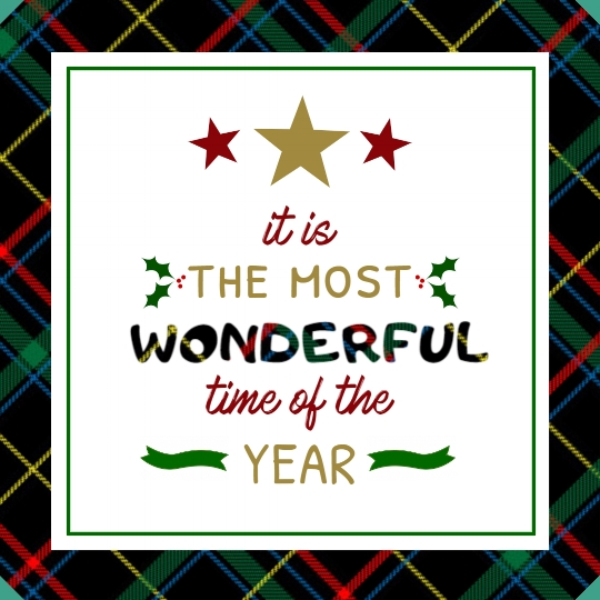 Most Wonderful time of the Year Christmas Quote Instagram - Made with PosterMyWall.jpg