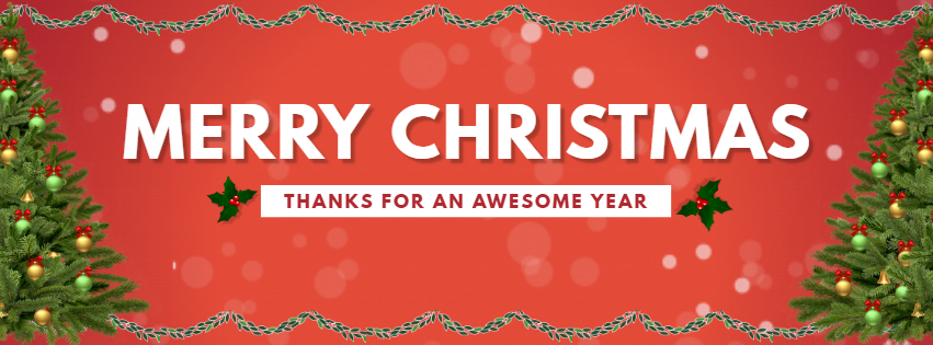 Christmas Thanks Facebook Cover Template - Made with PosterMyWall.jpg