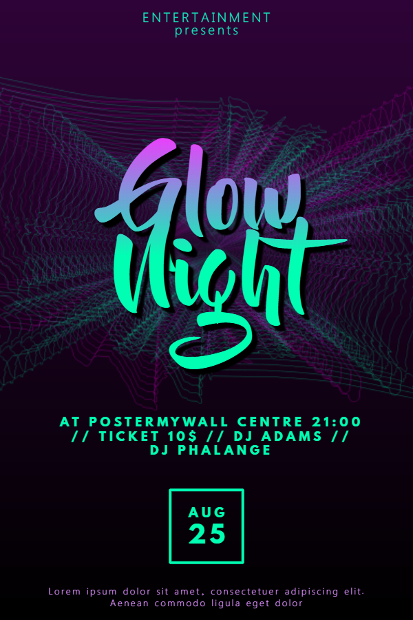 Glow Disco Party flyer template - Made with PosterMyWall.jpg