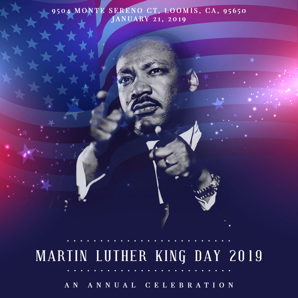 Martin Luther King Day Instagram image