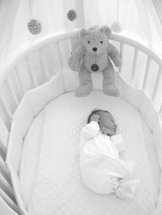 Newborn baby www.thehappyhabitat.com.au