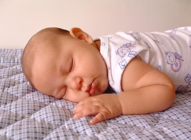 Sleep like a baby www.thehappyhabitat.com.au