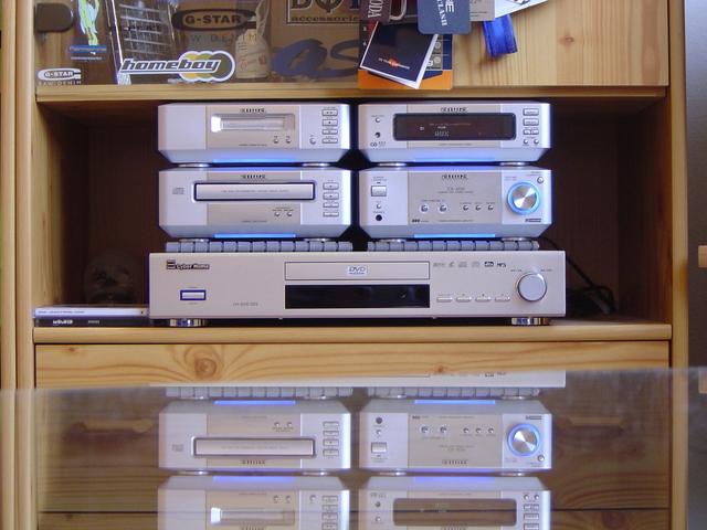 Home DVD sound system www.thehappyhabitat.com.au