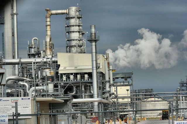 Chemical plant www.thehappyhabitat.com.au