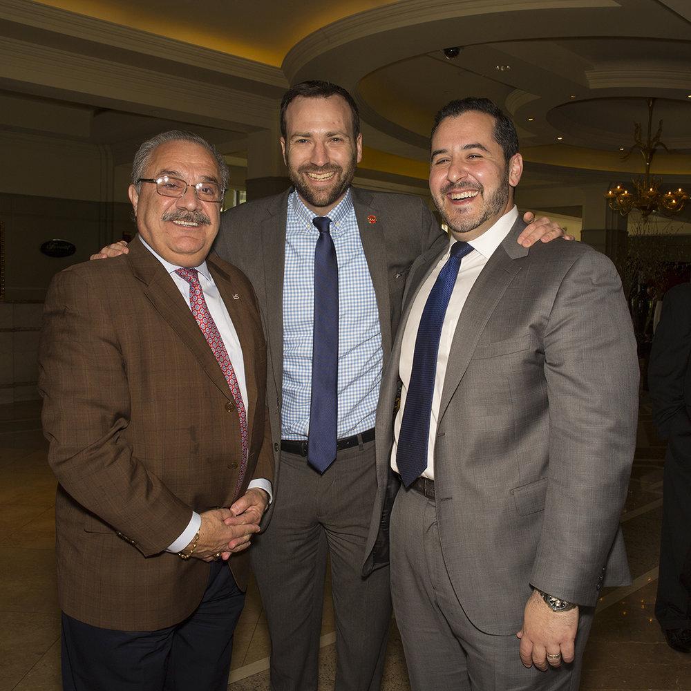 with Senator Ben Allen