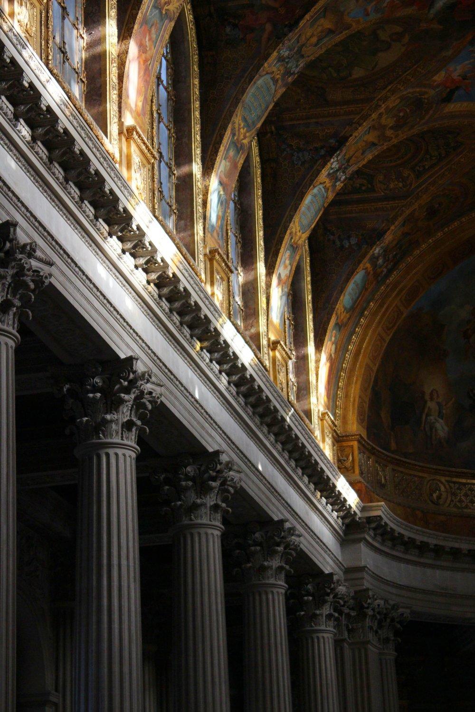 Versailles was epic..