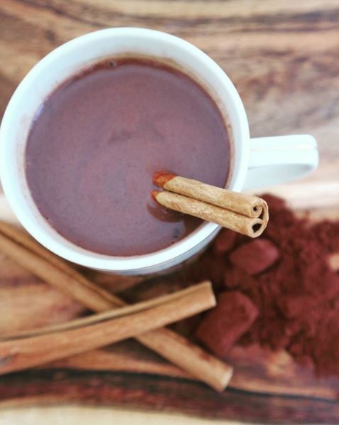 Raw Cacao Winter Elixir - with Cinnamon & Honey