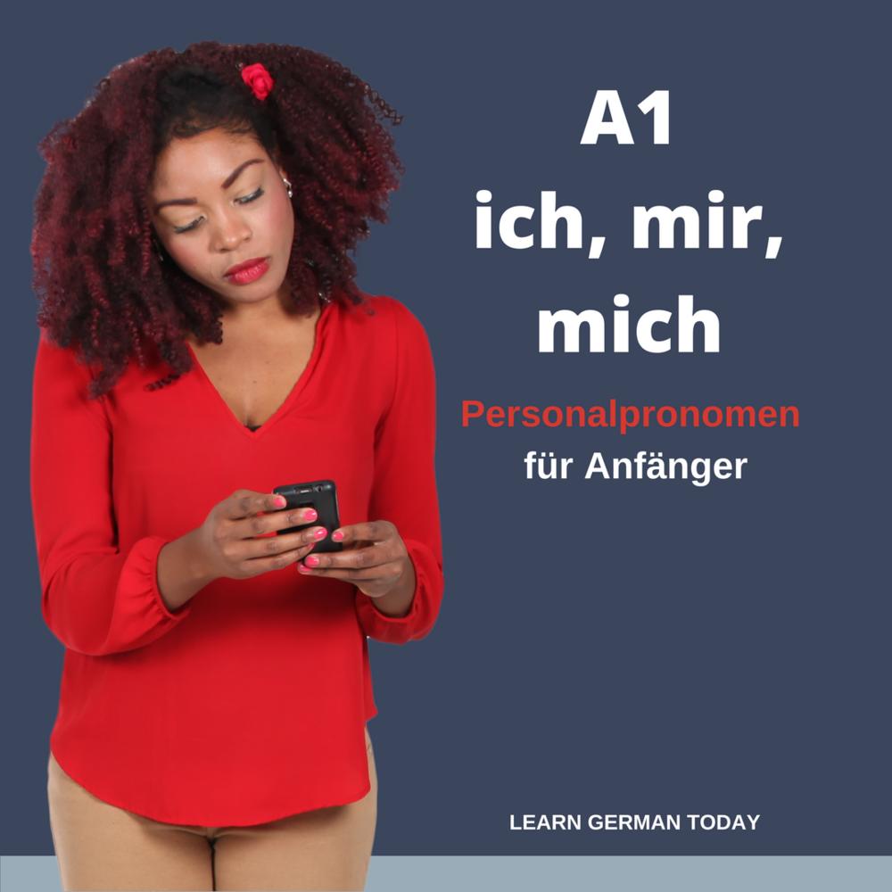 Copy of Personalpronomen für Anfänger