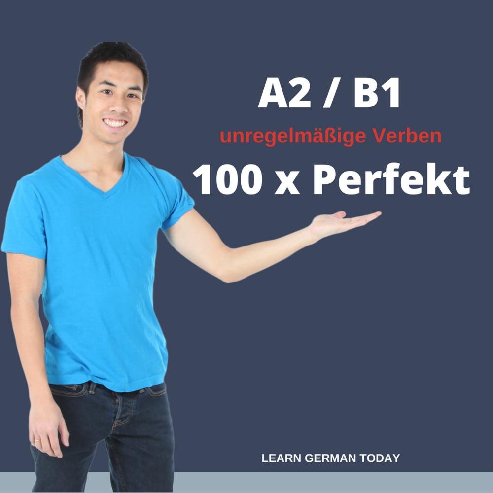 100xPerfekt / unregelmässige Verben