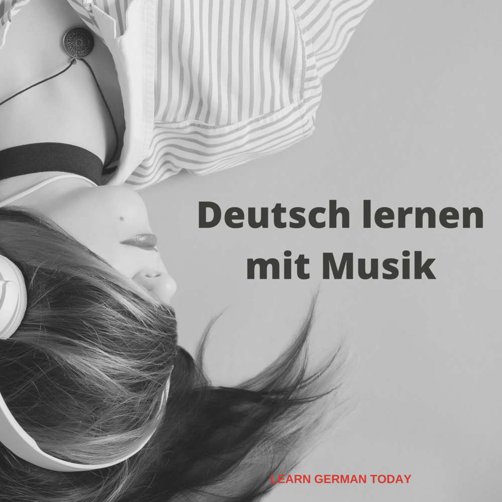 Copy of Deutschlernen mit Musik