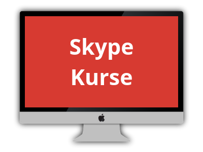 Möchten Sie bequem von zu Hause Deutsch lernen oder sind Sie viel auf Reisen?  Skype-Unterricht  ist die Lösung.